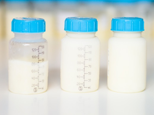 Stockpiling Breastmilk